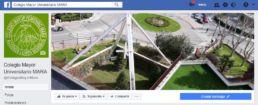 El CMU Mara está presente en las redes sociales - Facebook - Twitter - Instagram - Enredadas está presente en la nueva Web del Mara tu Colegio Mayor en Madrid