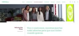 BLOG DEL CMU MARA - NUEVA WEB DEL MARA - COLEGIO MAYOR MARA - CMU MARA - COLEGIO MAYOR EN MADRID - SOLICITUD DE PLAZA