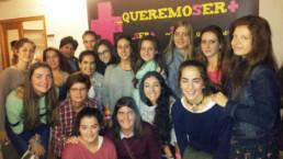 El Colegio Mayor Mara se caracteriza, entre otras muchas cosas que irás descubriendo, por sus actividades: religiosas, culturales, deportivas y sociales - Colegio Mayor en Madrid - CMU Mara - Actividades religiosas - Mi Mara