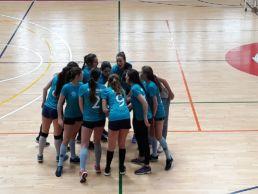 Campeonas de voleibol - ¡Viva el Mara! - CMU Mara - Voleibol - Actividades conjuntas - Colegio mayor Mara - Colegio Mayor en Madrid - Campeonas de voleibol - Actividades Conjuntas - Final contra el Colegio Mayor San Agustín