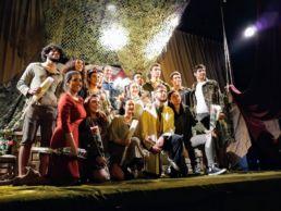 MADOC - WOYZECK - GEORG BUCHNER - TEATRO MODERNO - DRAMA - CMU MARA - CMU PIO XII - COLEGIO MAYOR EN MADRID - COLEGIO MAYOR UNIVERSITARIO - TEATRO - Colegio Mayor Mara - Colegio Mayor Pío XII