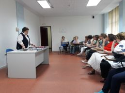 Alumni Mara - Primera reunión de Alumni Mara - Canonización de Nazaria - Colegio Mayor Mara - Colegio Mayor en Madrid - Eucaristía