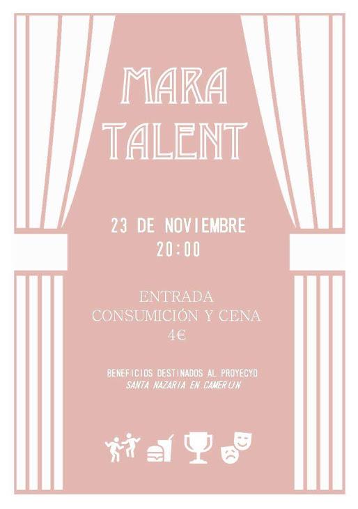 Mara Talent - Proyecto solidario en Douala, Camerún - CMU Mara - Fugaz Band - Colegio Mayor Mara
