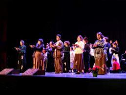 Santa Nazaria el musical en el Colegio Mayor Elías Ahúja - Actos de celebración de la canonización de Santa Nazaria - CMU Mara