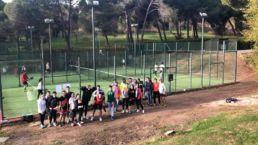 2º torneo de pádel entre los Colegios Mayores Mara y Aquinas - Organizado por Paco Nieto y disputado por parejas mixtas en las pistas del CMU Aquinas