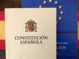 40 años de Constitución que nos han permitido vivir 40 años de Democracia y Libertad - Constitución Española - CMU Mara - Colegio Mayor Mara