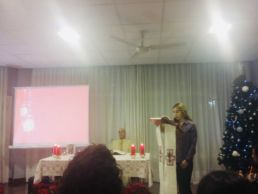 Misa de Navidad en el Mara - Cena de Navidad en el Mara - Feliz Navidad - Navidad en el Mara - CMU Mara - Colegio Mayor Mara - Colegio Mayor en Madrid