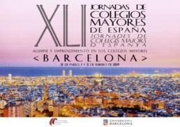 El Mara estará en las XLI Jornadas de Colegios Mayores Universitarios - Colegios Mayores - Barcelona - Universitat de Barcelona - Colegio Mayor Mara