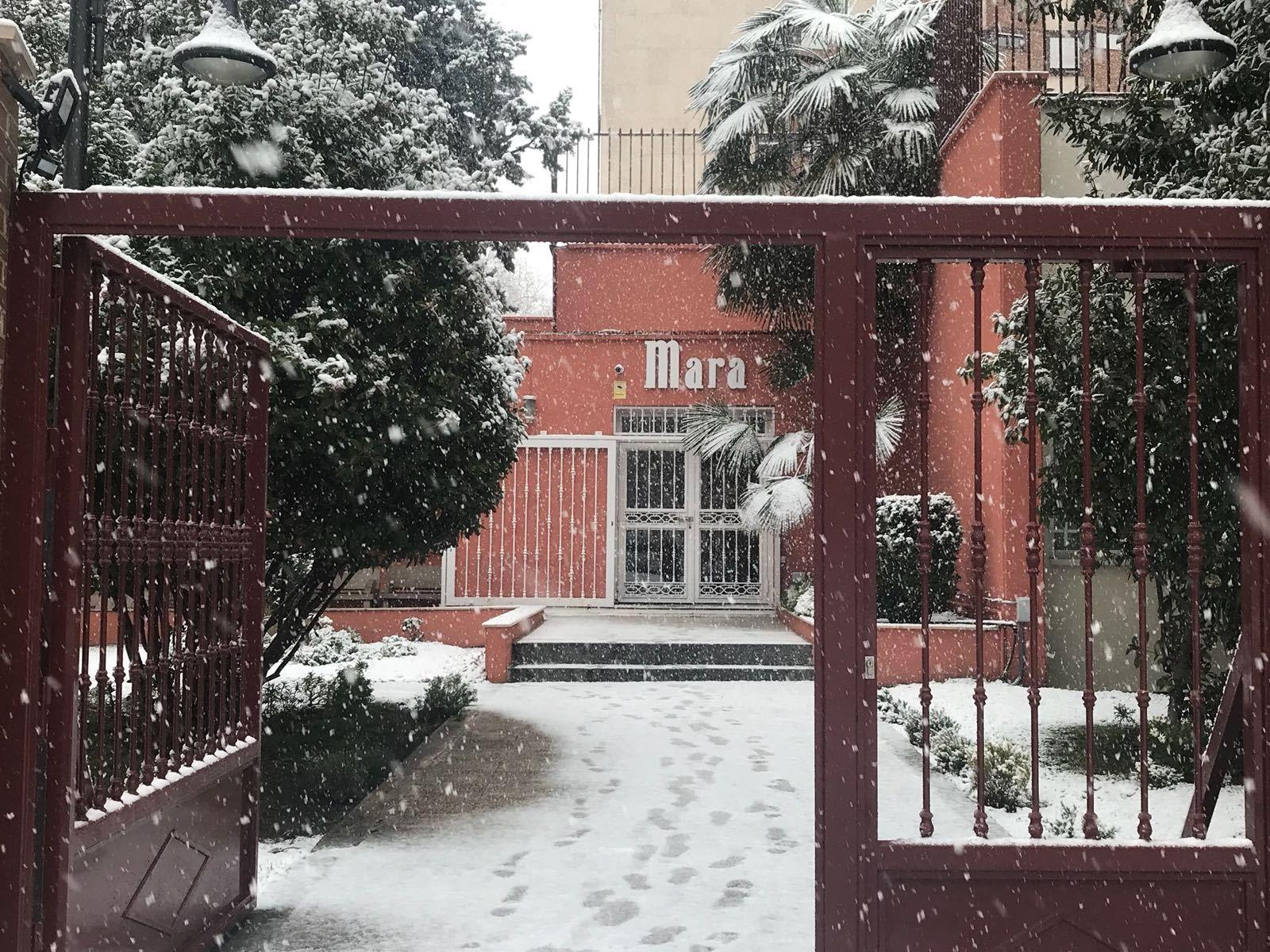 Colegio Mayor Mara - Vuelta al Colegio Mayor - Superada la Navidad las colegialas regresan al Colegio Mayor Mara con energías renovadas y fuerzas para enfrentarse al curso - Colegio Mayor en Madrid