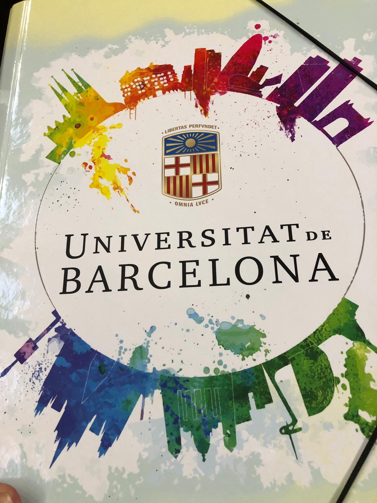 El Colegio Mayor Mara en las Jornadas de Colegios Mayores Universitarios - Barcelona - Organiza Consejo de Colegios Mayores Universitarios - Colabora la Universitat de Barcelona