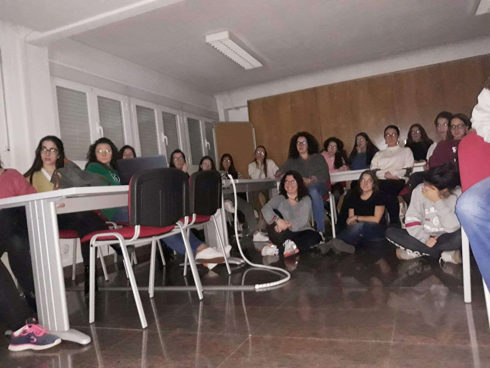 Seminario para la resolución de exámenes tipo test impartido porIrene Rivera - CMU Mara - Colegio Mayor Mara - Colegio Mayor en Madrid