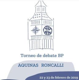 Torneo de Debate Aquinas Roncalli - Colegios Mayores - El CMU Mara en el torneo de debate - Colegio Mayor Mara - Colegio Mayor Aquinas - Colegio Mayor Roncalli