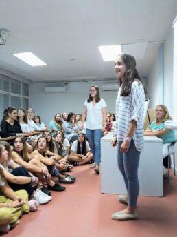 Día de la mujer trabajadora - Colegio Mayor Mara - Colegio Mayor femenino - CMU Mara - Colegio Mayor en Madrid