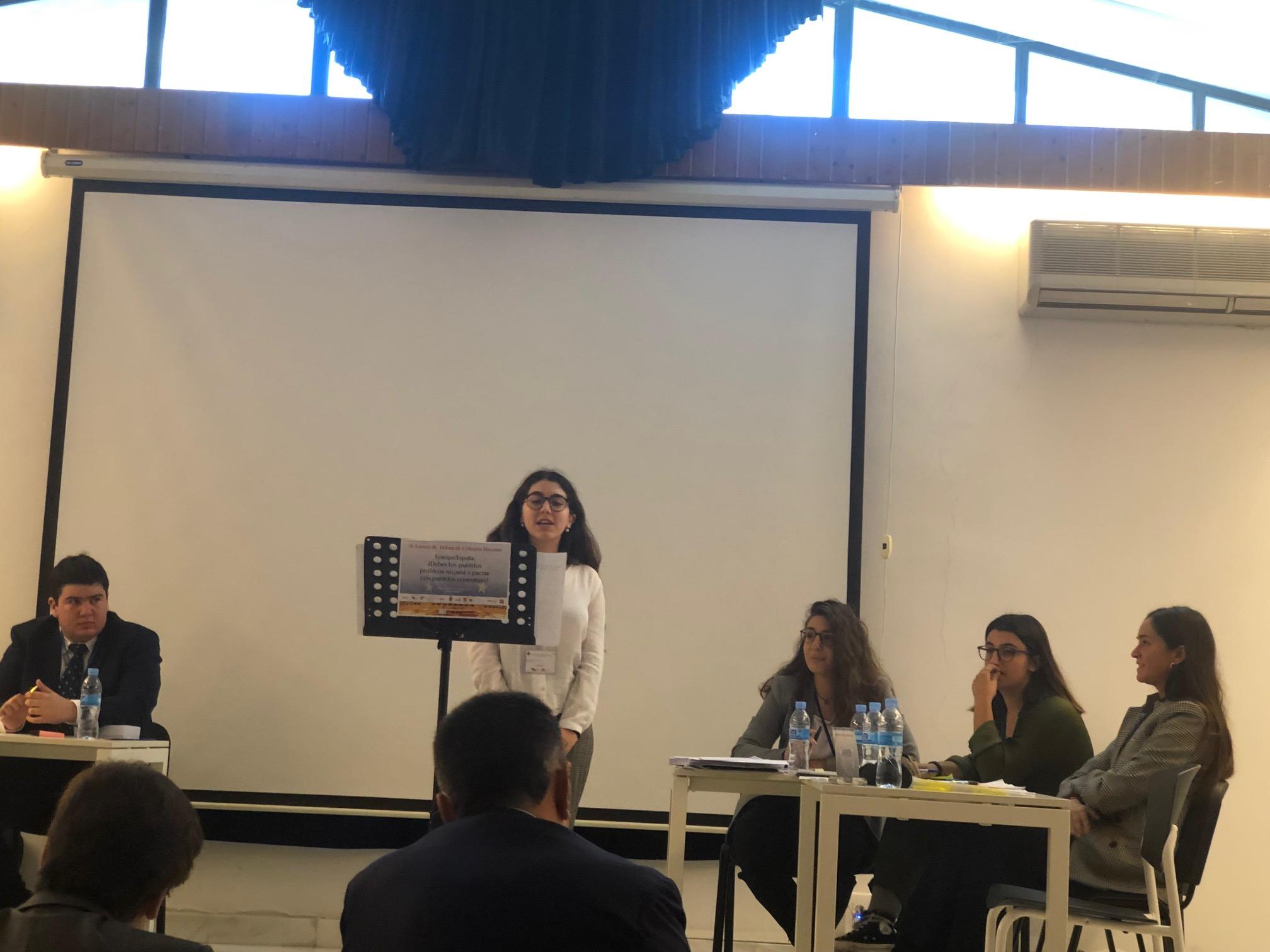 Torneo de Debate de Colegios Mayores - Torneo de Debate 2019 - Debate Colegios Mayores - CMU Mara - Colegio Mayor en Madrid