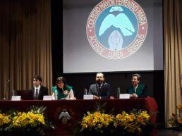 Acto académico de clausura del curso del Colegio Mayor Universitario Mara - Alejandro Puerta Cantalapiedra - JOECOM - UCM - CMU Mara