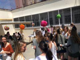 Barbacoa en el Mara para celebrar San Isidro - Patrón de Madrid - Colegio Mayor Mara - CMU Mara - Colegio Mayor en Madrid