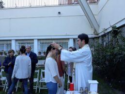 Voluntariado internacional en el Mara - Colegialas misioneras en el Colegio Mayor Mara