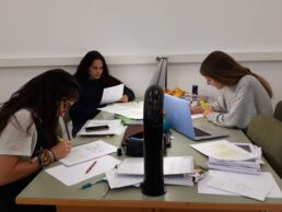 Colegialas y exámenes - Felicidades para todas nuestras colegialas - Para las que ya han sacado una notas fabulosas y para las que las sacarán - CMU Mara - Colegio Mayor Mara