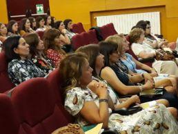 Un encuentro de antiguas colegialas del Mara más que productivo que nos deja un gran sabor de boca y muchos deberes por delante - Santa Nazaria - Networking - CMU Mara - Colegio Mayor en Madrid