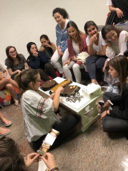 Evaluación de actividades en el Colegio Mayor Mara - CMU Mara - Colegio Mayor en Madrid - Colegio Mayor Universitario