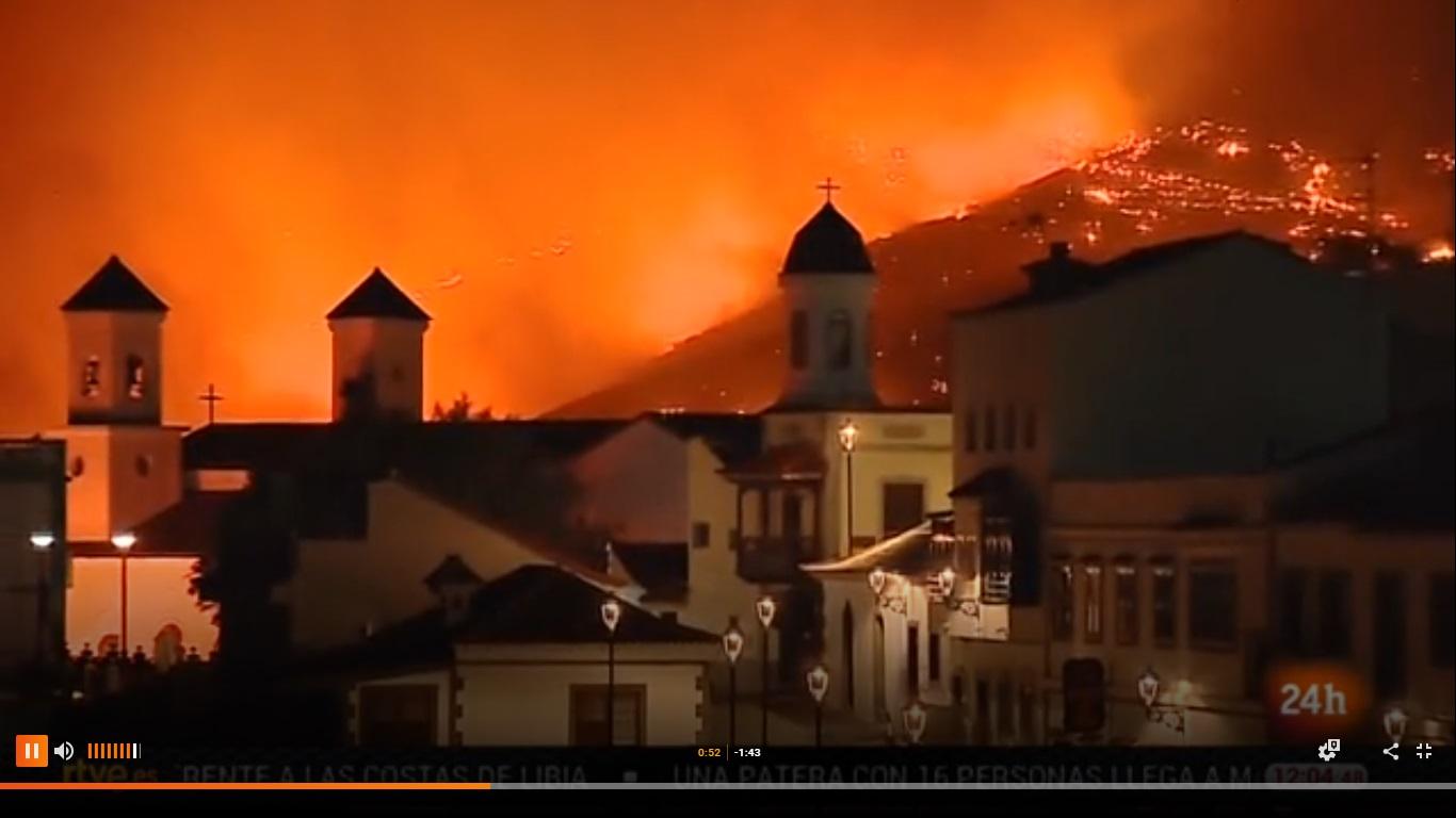Un Colegio Mayor ecológico - CMU Mara - Colegio Mayor Mara - Incendio en Gran Canaria - Amazonas - Ecología - Naturaleza - RTVE