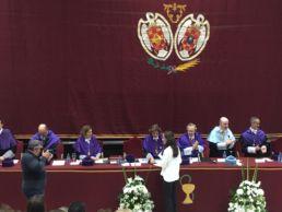 María Rivera Ruiz - Felicidades para las tres colegialas del Colegio Mayor Maraque han recibido el reconocimiento a su rendimiento académicopor parte de laUniversidad Complutense de Madrid - CMU Mara